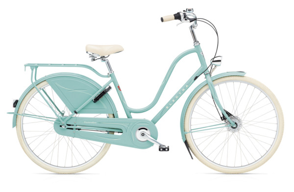 Amsterdam Royal 3i LADIES/AQUAMARINE/8-SPEED