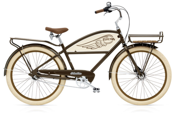 Cruiser Attitude Delivery 3i MEN'S/BROWN/3-SPEED