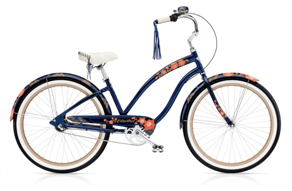 Cruiser Fashion Hanami 3i LADIES/MIDNIGHT BLUE/3-SPEED