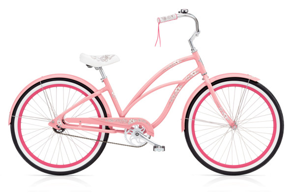 Cruiser Hawaii Pink