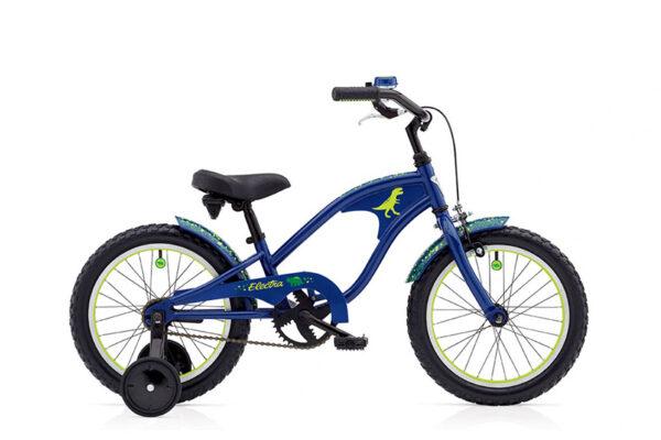 "CYCLOSAURUS KIDS 1 (16"" WHEELS) BOYS DARK BLUE low"