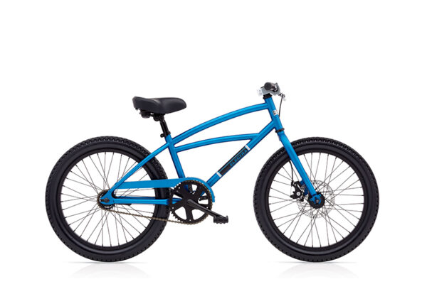 "MOTO KIDS 1  3i (20"" WHEELS) BOYS MATTE BLUE low"