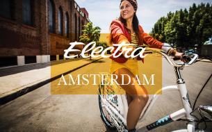 Amsterdami kollektsiooni jalgrattad