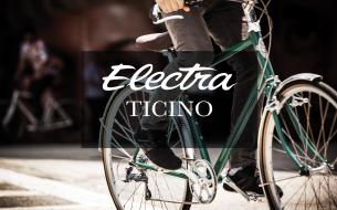 Ticino kollektsiooni jalgrattad