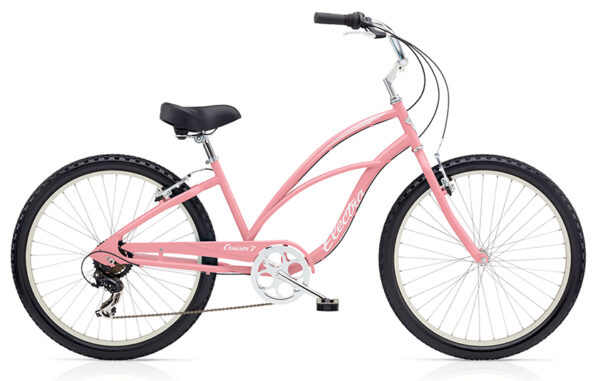 CRUISER 7D  LADIES  PINK low