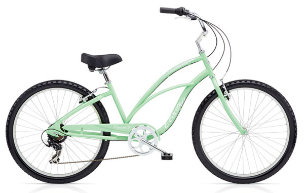 CRUISER 7D  LADIES  SEAFOAM low
