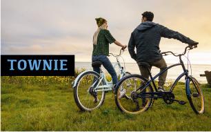 Townie kollektsiooni jalgrattad