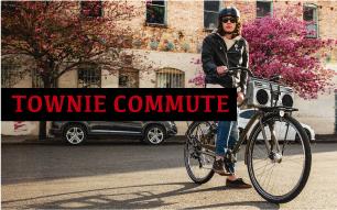 Townie Commute kollektsiooni jalgrattad