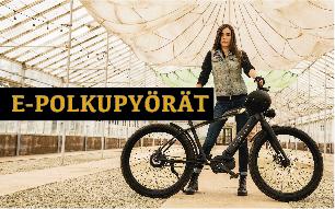 E-polkupyörät